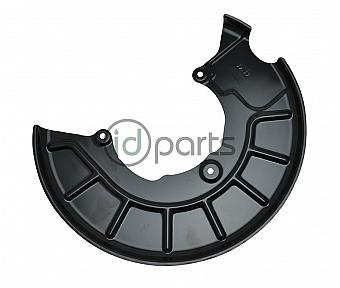 Brake Rotor Splash Shield - Front Left [OEM] (A5)(Mk6)(Beetle)