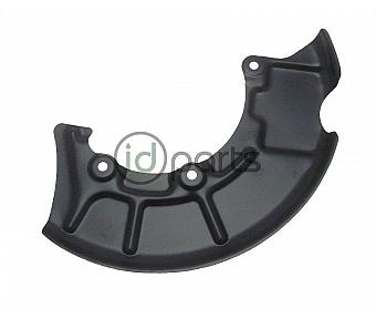 Brake Rotor Splash Shield - Front Left [OEM] (A4)