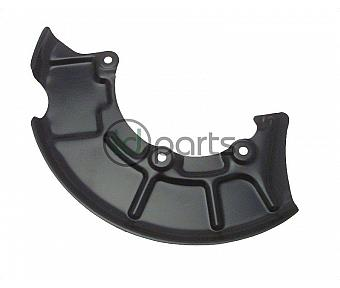 Brake Rotor Splash Shield - Front Right [OEM] (A4)