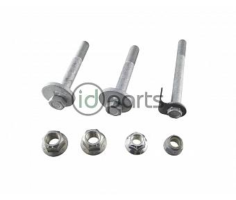 Front Lower Control Arm Bolt Set (Liberty CRD)