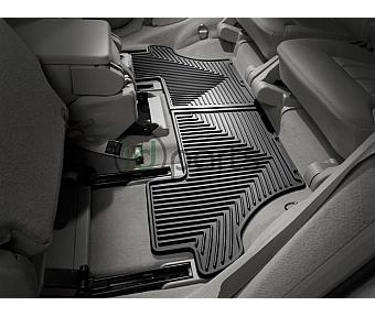 WeatherTech Floor Mats - 3rd Row (W251)