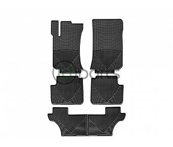 WeatherTech Floor Mats - Full Set (W251)