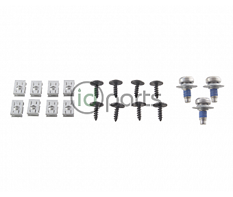 Belly Pan Screw and Clip Set (MK7)(NMS CVCA)
