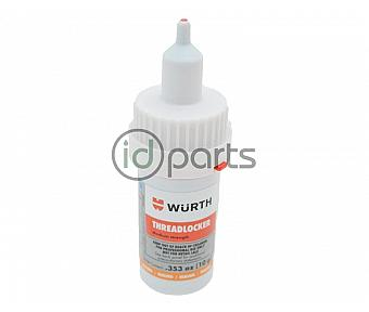 Wurth Medium Strength Threadlocker
