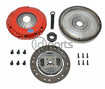 SBC Stage 2 Daily Clutch Kit w/SMF (5-Speed)