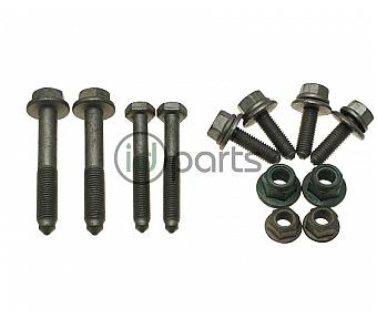 Complete Suspension Bolt Set - Struts and Shocks (A4)