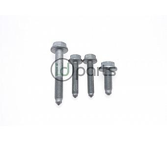 Dogbone Mount Bolt Kit (A4)