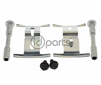 Front Brake Caliper Hardware Kit (Touareg V10)