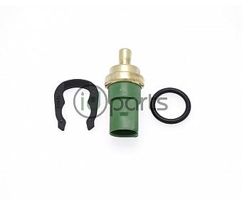 Coolant Temperature Sensor Green 4pin w/Seal and Clip (A4)(B5.5)