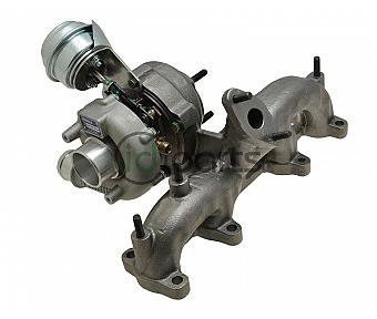 Garrett VNT-15 Turbocharger [Reman] (A4 ALH)
