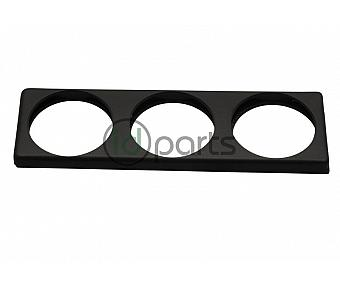 NewSouth Performance 3-Gauge Panel (A4 Jetta Golf)
