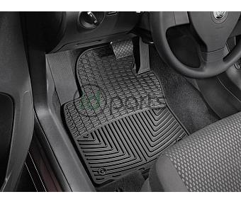 WeatherTech Floor Mats - Front (A5)(Mk6 Golf)