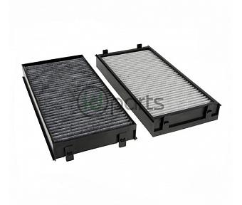 Charcoal Cabin Air Filter Set (E70)(F15)