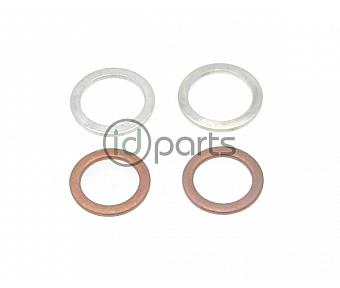 Power Steering Line Seals (A4)