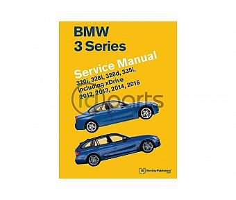Bentley Service Manual Paper for BMW 3-Series (F30)