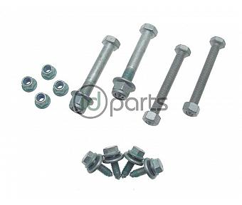 Complete Suspension Bolt Set - Front and Rear (B5.5)