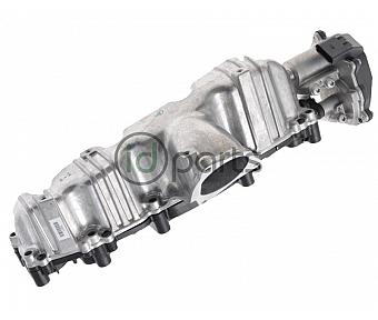 Intake Manifold w/ Regulating Flap (CBEA CJAA)