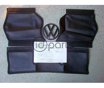 A4 Jetta Winter Front