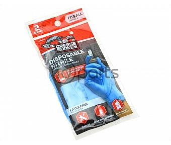 One Pair Disposable Nitrile Gloves