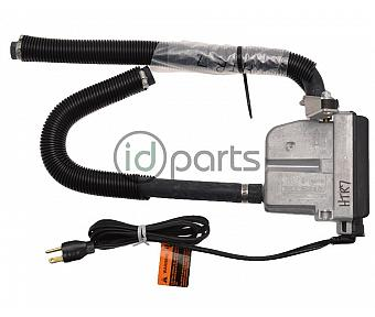 FrostHeater Coolant Heater (A5 Jetta BRM Manual)