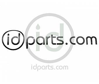 IDParts Sticker Decal Black