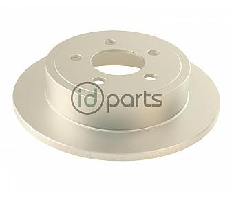 Bosch QuietCast Rear Rotor (Liberty CRD)