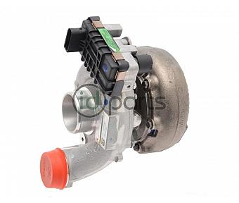 Garrett Turbocharger w/o EGT (OM642 NCV3 Early)(WK CRD)