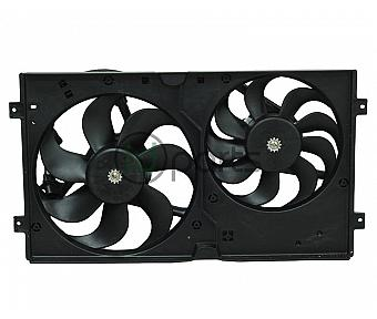 Dual Cooling Fan Assembly (New Beetle)