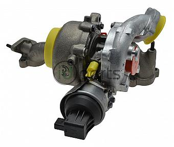 Borg-Warner CR170 Turbocharger (CBEA)(CJAA)