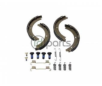 Parking Brake Shoe Set (W201)(W124)
