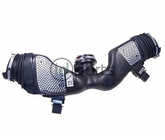 Airbox to Turbocharger Intake Hose w/ MAF Sensors (OM642)