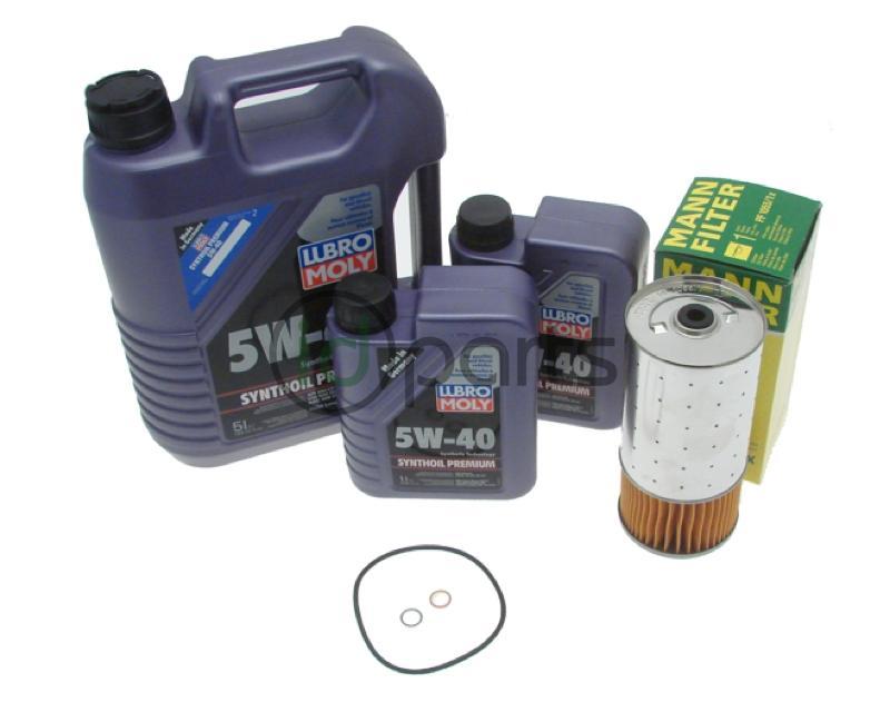 190D Oil Change Kit (W201)